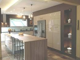 cuisine avec bar comptoir cuisine semi ouverte avec bar comptoir ou ilot central que choisir