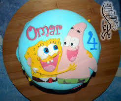 spongebob cake ideas spongebob cake bel hana بالهنا