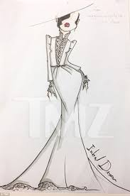 drawing wedding dresses sketches of meghan markle s potential wedding dress daily