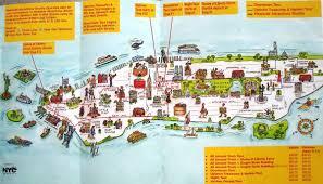 map of manhattan manhattan citysites tour map manhattan new york mappery