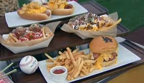 lexus dugout club seats opening day dodger stadium expands food lineup for 2015 nbc