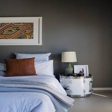 Unique Nightstand Ideas Bedrooms Awesome Minimalist Bedroom With Elegant Bed And Drum