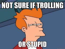 Trolling Memes - funny trolling funny fry meme trolling internet6