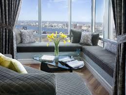 corner window seat home design