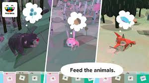 Toca Kitchen Recipes Toca Nature 1 0 5 Play Apk Download Android Education Apps