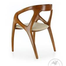fauteuil de bureau design chaise de bureau design scandinave cuir beige orsay saulaie