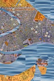 Stamen Maps Guache And Watercolor Maps Sketches