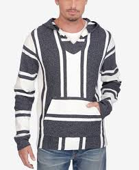baja sweater mens lucky brand s baja hoodie sweaters macy s