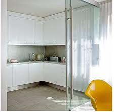 fermer une cuisine ouverte cuisine fermee vitree cuisine en image