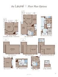 laurel home plan by gehan homes in alamo ranch u2013 the summit premier