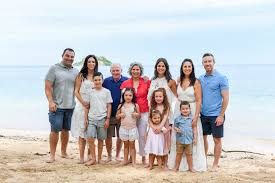 family photo session at malolo island resort fiji photographer