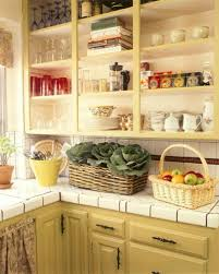 cabin remodeling small kitchen cabinet storage affordable ideas