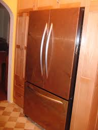 copper colored appliances copper kitchen appliances refrigerator kitchen appliances and pantry