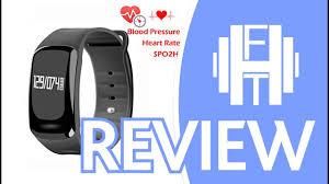 blood pressure bracelet review images Blood pressure bracelet fitness tracker homestec review jpg