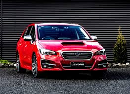 subaru red subaru u0027s next gen wrx wrx sti and levorg shine in the wet