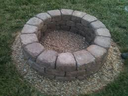 Home Made Firepit Pit Search House Ideas Pinterest