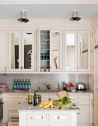 Update Kitchen Cabinet Doors Mirrored Cabinet Doors Ideas To Update The Kitchen House