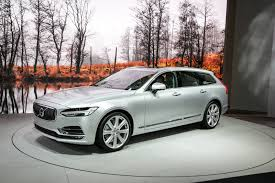 volvo uk 2016 volvo v90 prices revealed full pictures and information