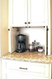 kitchen appliances ideas kitchen appliance garage cabinet froidmt com