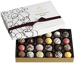 where can you buy truffles godiva chocolatier ultimate dessert truffles gift box