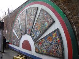 garden mosaic ideas wall mosaic designs interiors design