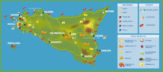 Sigonella Italy Map by Maps Update 12001212 Sicily Tourist Map U2013 12 Toprated Tourist
