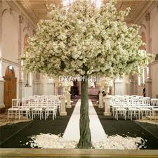 wedding trees 4m large white artificial wedding tree for church dongyi