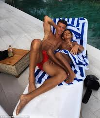 White Girl Tanning Meme - cristiano ronaldo reveals offside tan line and body in racy