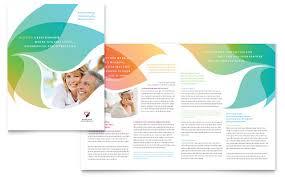 Health Brochure Templates health brochure templates bbapowers info
