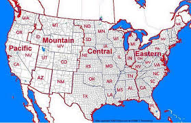 us time zone using area code liduamarre time zones map us