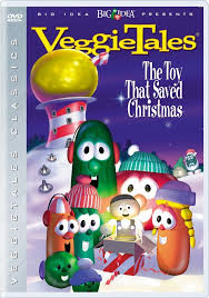the they saved christmas dvd the ultimate veggietales web site the that saved christmas