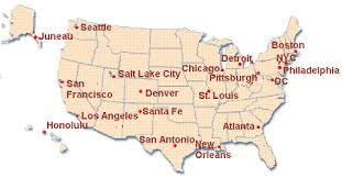 map salt lake city to denver study guide usii 2c