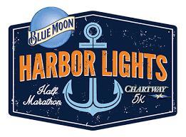harbor lights half marathon racing to the holidays on the run hrscene