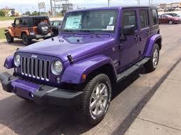 purple jeep cherokee 2017 jeep wrangler unlimited sahara
