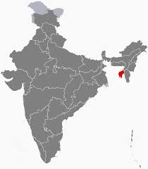 50 States And Capitals Map by Tripura Wikipedia