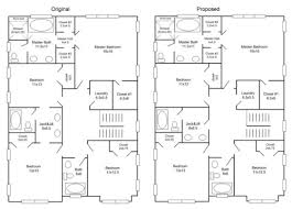 Jack And Jill Floor Plans Should I Convert Jack And Jill Bath To Hall Entry With Double Vanity