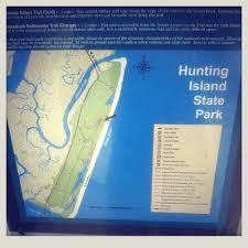 Hunting Island State Park Map by Map Yelp