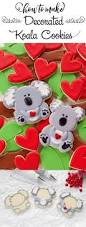 7 best koala cookies images on pinterest coloring food and