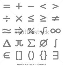 Symbols For - mathematical symbols stock images royalty free images vectors