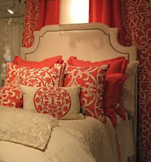 Coral And Gold Bedding Coral And Grey Duvet Cover Coral And Grey Bedding Popideas