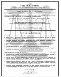 Sample Law Student Resume Attorney Resume Sample Law Resumecompanion Com Resume Samples