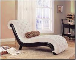 Indoor Chaise Lounge Bedroom Chairs Indoor Chaise Lounge Chairs White Colour Indoor For