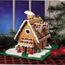 christmas gingerbread house christmas gingerbread house recipe taste of home