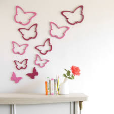 design ideas for 3d butterfly wall decor unique hardscape design image of butterfly wall decor