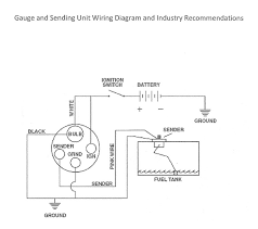 boat fuel gauge wiring diagram u0026 hr2 110600 bwfuel trans is your