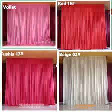 wedding backdrop curtains for sale express free shipping 10ft 10ft 3m 3m wedding backdrop curtain