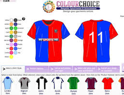 sky sports feature team colours custom football kits team