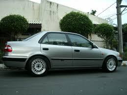 1999 Corolla Hatchback Gigolo Smurf 1999 Toyota Corolla Specs Photos Modification Info
