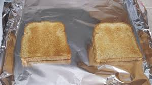 Buttered Bread In Toaster Mommy U0027s Sweet Confessions Powdered Sugar Toast Ode To My Childhood