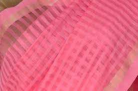dhaka sarees pink dhaka handloom cotton saree 304070 vavarna